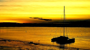 Sunset at Skerries (Pic: Bernard Gillespie)