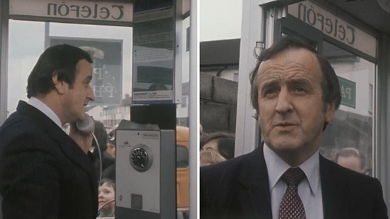 Albert Reynolds Launches Payphone (1981)