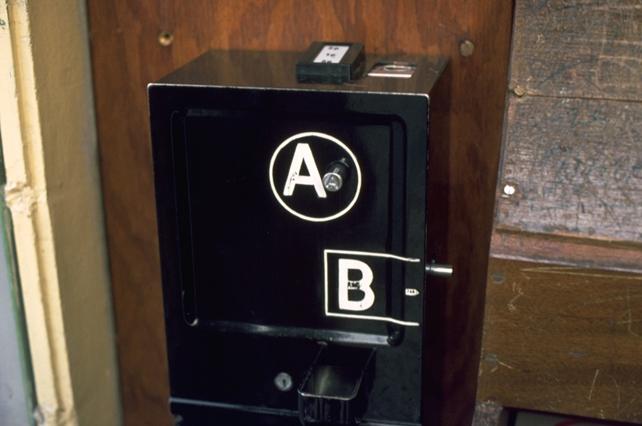 Old Public Payphone (1975)