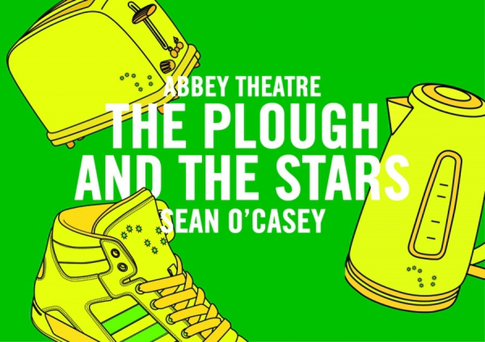 """The Plough and the Stars"" at the Abbey Theatre"