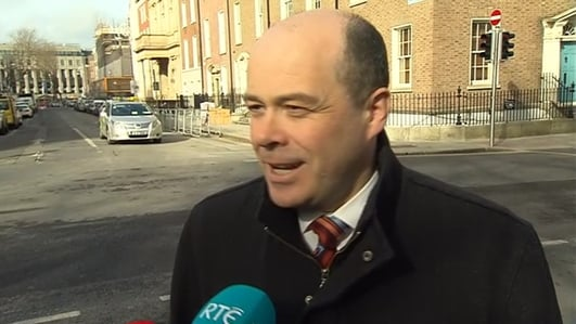 Naughten Resignation With Mary Lou McDonald