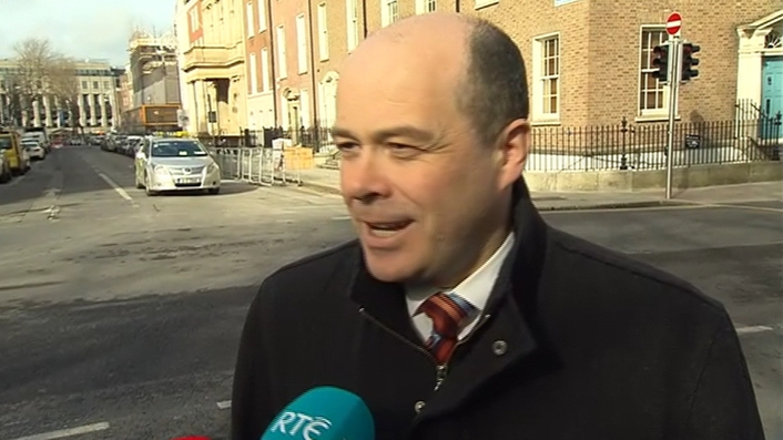 Independent TD will wait for FG/FF plan