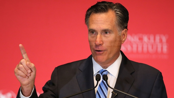 Mitt Romney said Donal Trump was playing Americans for 'suckers'