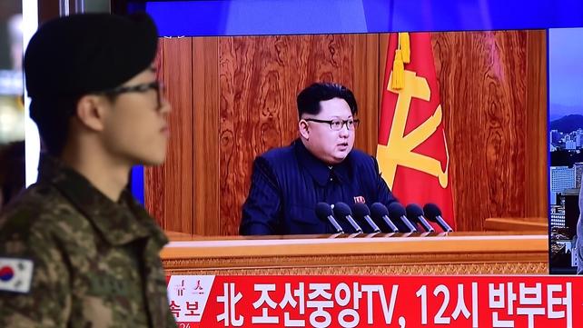 North Korea's dictator, Kim Jong-un