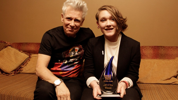 Soak, winner of the 2015 RTÉ Choice Music Prize