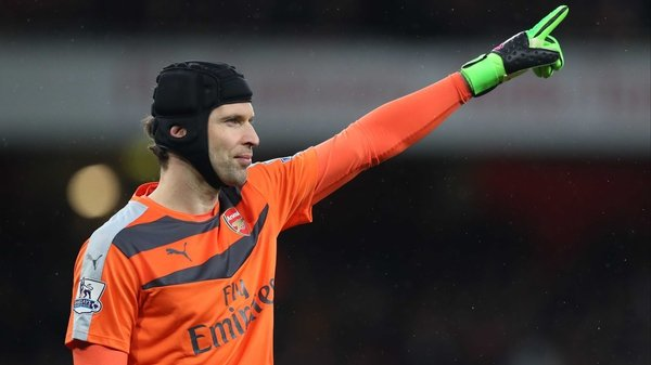 Petr Cech is off at the end of the season