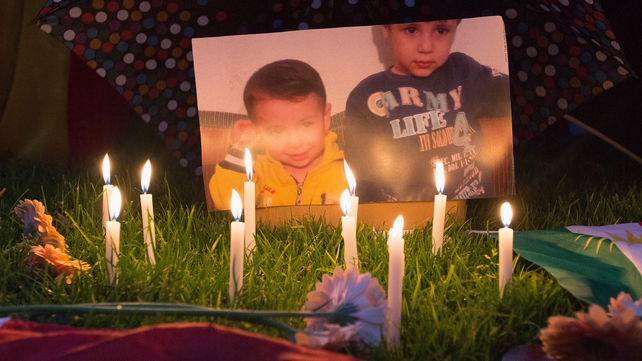 A vigil in Melbourne for Aylan Kurdi and the other victims of the drowning