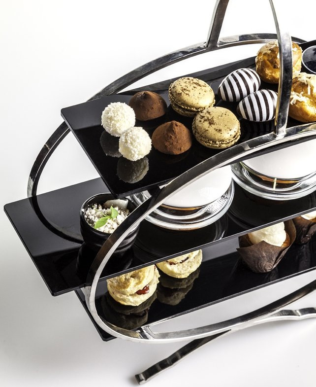 Fitzwilliam Hotel Afternoon Tea offerings