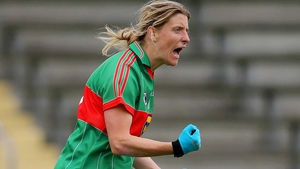 Mayo's Cora Staunton is in line to win her eleventh Ladies Football All Star award