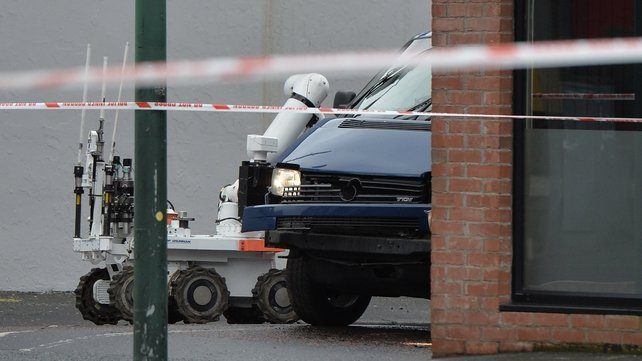 Bomb exploded beneath prison officer's van on 4 March