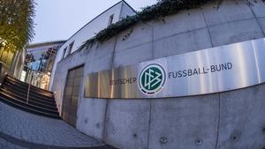 The Frankfurt headquarters of the DFB, Germany's football association