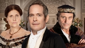 Doctor Thorne stars Rebecca Front, Tom Hollander,
