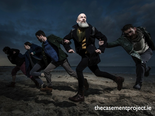 "The Casement Project"", a series of dance events created by Fearghus Ó Conchúir"
