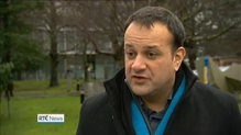 Varadkar says FG wants to form govt but would not 'cling to power'