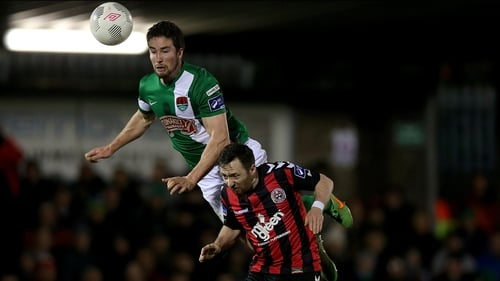 Cork face Derry while Bohemians welcome Sligo Rovers