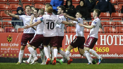 Galway were celebrating again after making it two wins from two