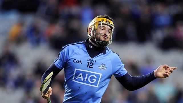 Eamonn Dillon scored two of Dublin's four goals