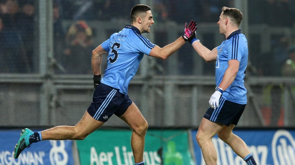 James McCarthy goaled near the end to put the seal on Dublin's victory