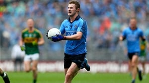 Jack McCaffrey was the 2015 Footballer of the Year
