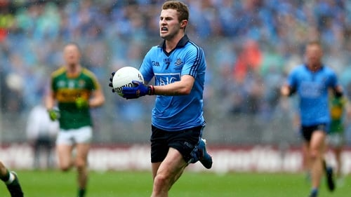 Jack McCaffrey has opted out of Dublin's 2016 championship plans