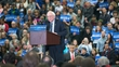 Bernie & Hillary do battle in Brooklyn