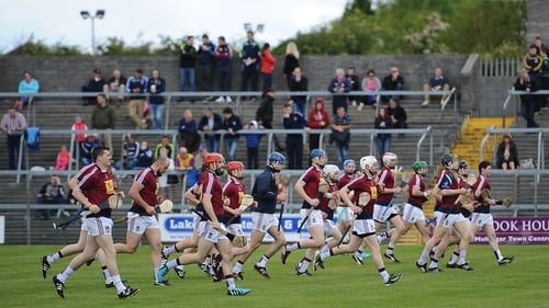 Westmeath lead the way in 2A