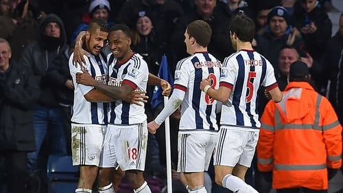 Salomon Rondon has bagged four goals in his last six league appearances
