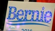 Ted Cruz and Bernie Sanders each recorded two victories