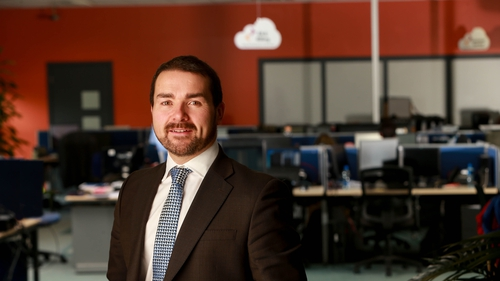 Magnet Network's chief executive Mark Kellett