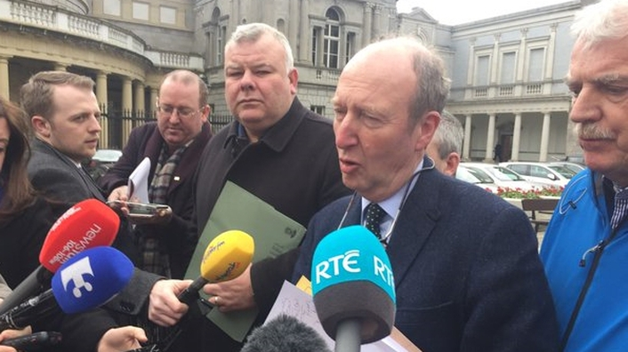 Ross: Political negotiations to 'hot up' next week