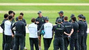 John Bracewell and his squad are gearing up for next month's five-match series