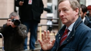 Enda Kenny said indications were that nobody would be elected Taoiseach on Thursday when the Dáil returns