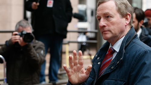 Enda Kenny flies to the US tomorrow to fulfill a number of engagements