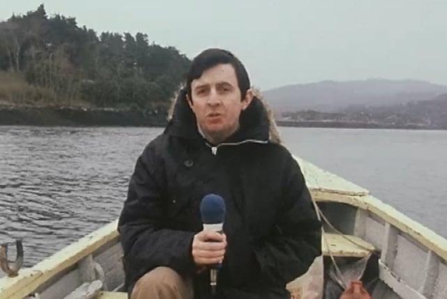 Tom McSweeney, Garnish Island (1976)