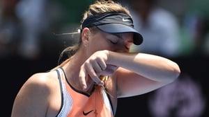 Maria Sharapova is a five-time major winner