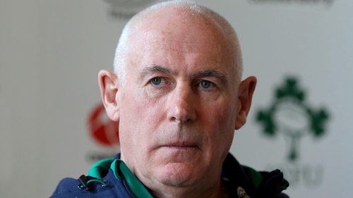 Mick Kearney feels if Ireland can cut out the mistakes they will be in position to beat the Italians