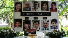 Flight MH370 disappeared in March 2014 with 239 passengers and crew on board
