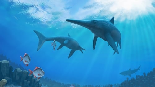 Ichthyosaurs were wiped out because their physical evolution could not keep pace with planetary change (Pic: Andrey Atuchin)