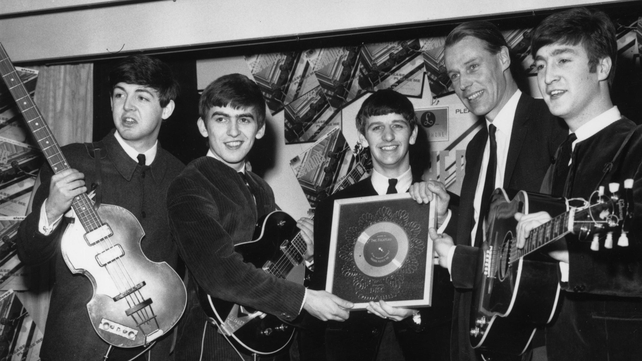 George Martin is credited with bringing the Fab Four's vision to reality