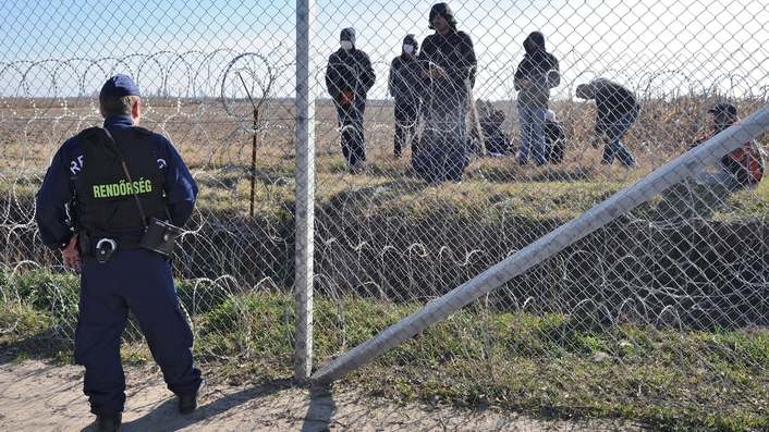 Hungary to hold a referendum on a refugee quota