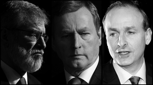 Gerry Adams, Enda Kenny and Micheál Martin will all be nominated for taoiseach today