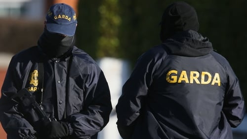 Part of the Special Detective Unit is tasked with dealing with international terrorism
