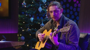 Hozier - Headlining show at 3Arena on December 14