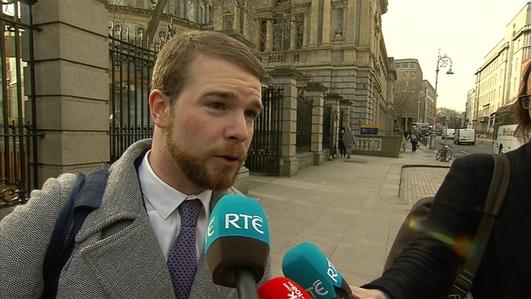 Fianna Fáil and Sinn Féin leaders speak by telephone