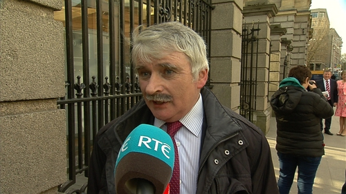 Willie O'Dea said the deal was a good compromise