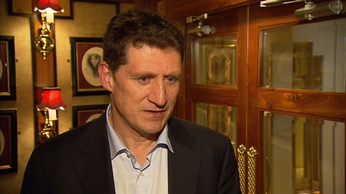 Green Party leader Eamon Ryan said he would revert to his party, but he believes it is unlikely the Greens will go into government