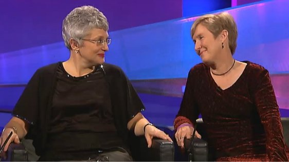 Katherine Zappone and Anne Louise Gilligan (2006)