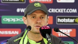 William Porterfield believes Ireland can recover from defeat to Oman