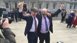 Danny and Michael Healy-Rae will both be representing Kerry