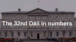 The 32nd Dáil in numbers